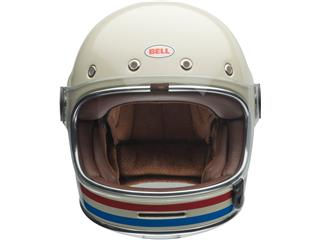 BELL Bullitt DLX Helm Stripes Gloss Pearl White Größe XL - 30b1dbed-ff35-4a2d-8345-ff11f06560c2