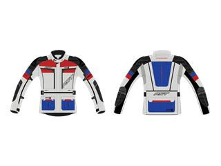 Chaqueta Textil (Hombre) RST ADVENTURE-X Azul/Rojo , Talla 50/S - 30cb85ae-2ac0-48f6-a26c-b4bdff7bd379