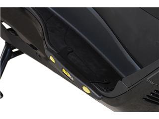 Slider de marche-pied R&G RACING noir Suzuki Burgman 400/AN400