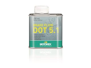 MOTOREX DOT 5.1 Brake Fluid 250ml