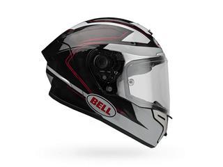 BELL Pro Star Helmet Ratchet Black/White Size XL