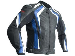 Veste RST R-18 CE cuir bleu taille S homme