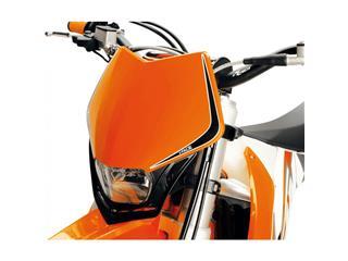Careta RACETECH Naranja Fluor KTM EXC/EXC-F 250