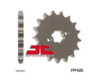 Pignon JT SPROCKETS 16 dents acier standard pas 428 type 425 - 46042516