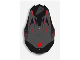UFO Diamond Helmet Matt Black/Red Size S - 314b8597-c4f6-4dcf-b0dd-11cfeeb4787b