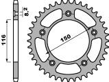 Couronne PBR 42 dents acier standard pas 520 type 4329 - 47000019