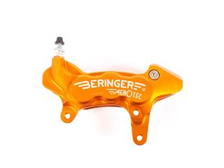 BERINGER Aerotec® Left Axial Brake Caliper 6 Pistons Ø27mm Orange - KT13AOMM