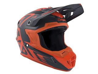 Casque ANSWER AR1 Edge Charcoal/orange fluo taille M - 3158ebf2-4d9f-495e-9ec6-958b34e55358