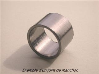 Joint de manchon TECNIUM 25.4X31.4X25MM
