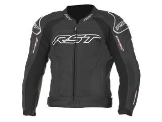 Veste RST Tractech Evo II cuir été noir taille L homme - 114250144