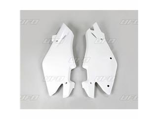 Plaques latérales UFO blanc Husqvarna - 78626910