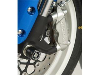Protection de fourche R&G RACING noir Suzuki GSX-R600/750