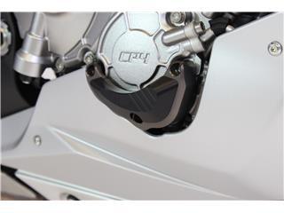 Protector de la tapa del motor Gilles Tooling (lado derecho), negro - 31cfa0f6-65a3-4966-8f17-47275e6a3a48