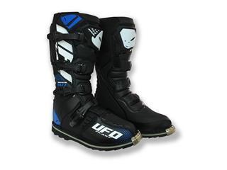 UFO Avior Boots Black/White Size 47