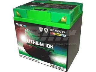 Bateria de litio Skyrich LITX30Q (Impermeable + indicador Led + terminales intercambiables)