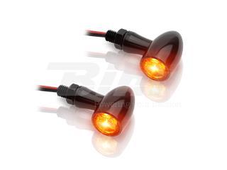 Juego de intermitentes aluminio LED V Parts 12V2.7W 38x22,5mm - 321ccab9-3bc6-463c-9082-977f924e6e36