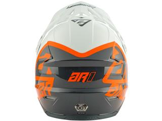Casque ANSWER AR1 Voyd Charcoal/Gray/Orange taille XXL - 32252cf5-feb1-4a16-8b2a-1a3eca0dd9b5