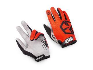 S3 Spider Gloves Red Size L