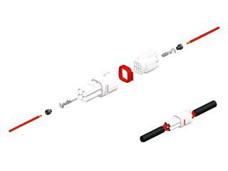 Jeu de connectiques 4 voies série 090 SMTO BIHR type origine Ø0,85mm²/1,25mm² - 5 jeux complets - 32752e9d-a4b0-41c7-bbde-5c2c3fed1f54