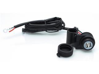 USB-Anschluss BIHR mit Lenkerbefestigung 12V
