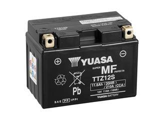 Batterie YUASA TTZ12S sans entretien livrée avec pack acide - 32TTZ12S