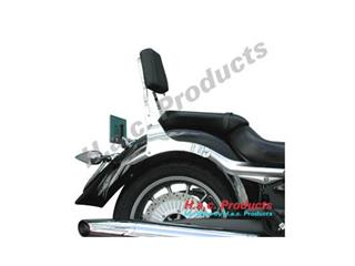 HAC Sissy Bar Chrome Suzuki VL800M Intruder