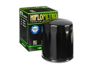 HIFLOFILTRO HF171B Oil Filter Black