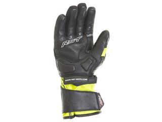 Gants RST Paragon V CE Waterproof cuir/textile jaune fluo taille S/08 homme - 32f966d8-5f05-4b6b-8367-c10785e18fd1