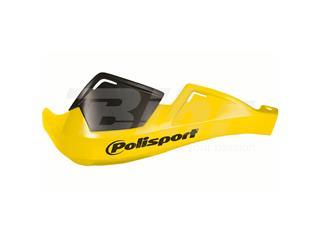Protetores de mãos Polisport Evolution Integral amarela - 43688