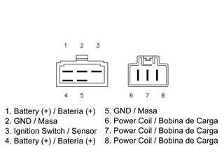 Régulateur TECNIUM type origine Honda - 32fdcdde-53be-48b5-ba41-e71d9aae4cf0