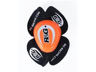 R&G RACING Aero Knee Sliders Orange - 32fe56ac-fc40-4489-8e26-3983f256d419