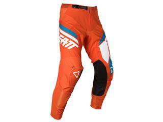 Pantalon LEATT GPX 4.5 orange/denim taille S/US30/EU48