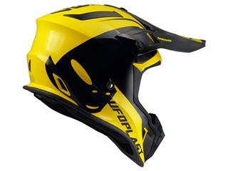 UFO Quiver Helmet Shedir Black/Yellow Size S - 335a2a8a-599b-4546-bb3a-49d22dc33d50