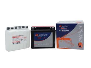 TECNIUM Batterie BT12A-BS wartungsfrei mit säurepack geliefert