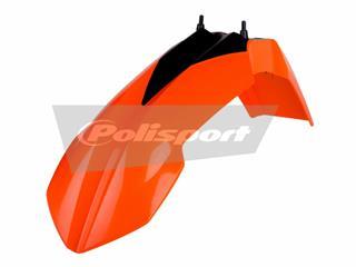 Garde-boue avant POLISPORT orange KTM SX65 - PS314K03