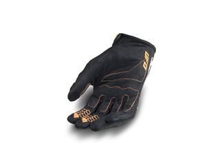UFO Blaze Gloves Black/Orange Size XL - 340ba62d-8bba-4d9c-a7b4-2c40bc01af8f