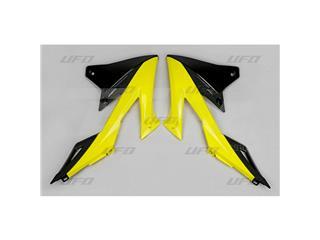 Paneles laterales de radiador UFO Suzuki amarillo SU04941-999