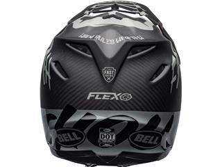 Casque BELL Moto-9 Flex Fasthouse WRWF Black/White/Gray taille L - 342b0007-905a-4a67-b161-bc66762f02ba