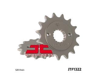 Pignon JT SPROCKETS 14 dents acier pas 520 type 1322 - 345875f5-2ccf-45c2-a2f8-884ce212f69f