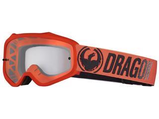 Glasögon DRAGON Mxv Basic Break Red/Clear
