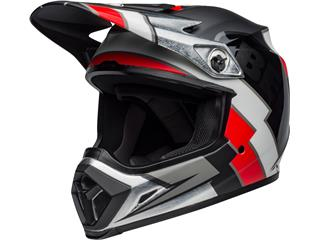 BELL MX-9 Mips Helmet Twitch Replica Matte Black/Red/White Size XS