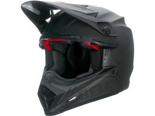 Casque BELL Moto-9 Flex Syndrome Matte Black taille S - 7060778