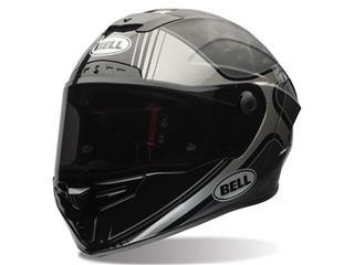 BELL Pro Star Helmet Tracer Matte Black/Grey Size M