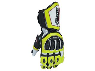 RST Tractech Evo R CE Gloves Leather Flo Yellow Size XXL/12 Men