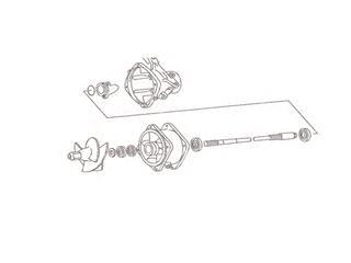 Bihr eu - WSM Yamaha Super Jet 650 Turbine repair kit 583016