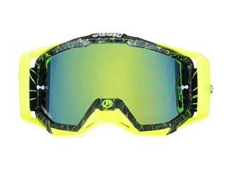 JUST1 Iris Goggle Lines Yellow/Black
