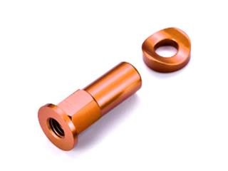 ART Long Rim Lock Nut Orange