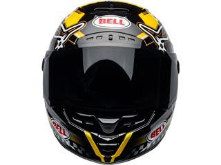 BELL Star DLX Mips Helmet Isle of Man 2020 Gloss Black/Yellow Size L - 355a2858-07b4-4055-ae8d-aa72d74019a5