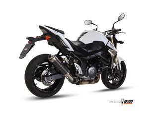 Silencieux MIVV GP carbone Suzuki GSR 750