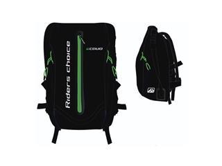 BACK PACK CAVO DRY PAK.BLACK/GREEN 30L